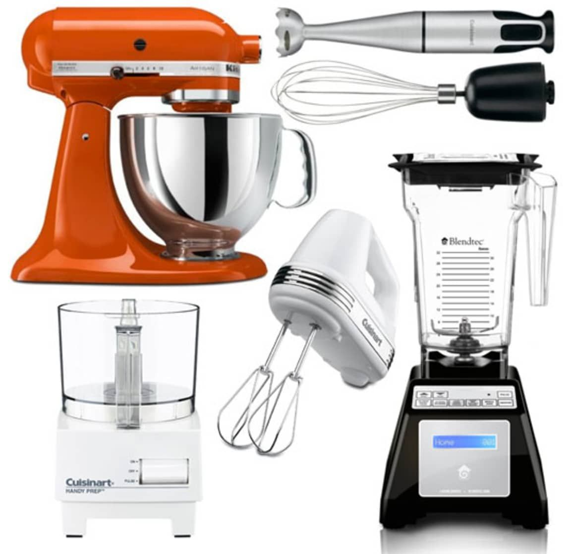 Electric Appliances For The Kitchen